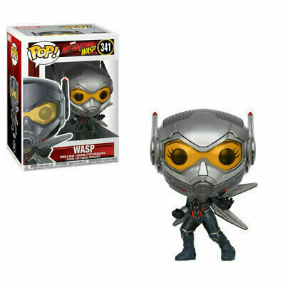 Pop ! Marvel 341 - Ant-Man & The Wasp - Wasp