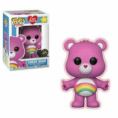 Pop ! Animation 351 - Care Bears - Cheer Bear (Chase)
