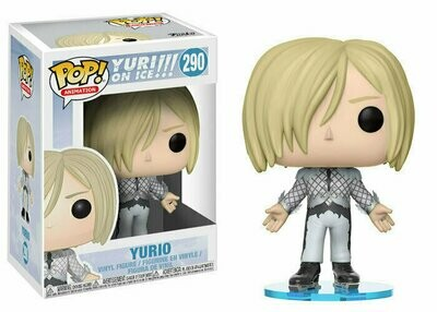 Pop ! Animation 290 - Yuri!!! on Ice - Yurio
