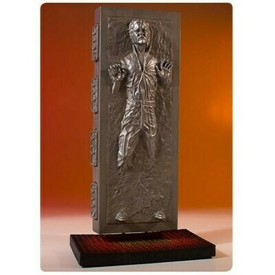 PREORDER 2019-10 Star Wars - Gentle Giant - Han Solo in Carbonite Collector's Gallery Statue