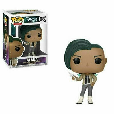 Pop ! Comics 08 - Saga - Alana with Gun