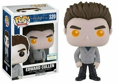 Pop ! Movies 320 - The Twilight Saga - Edward Cullen (Barnes & Noble Exclusive)