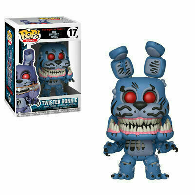 Pop ! Books 17 - Five Nights at Freddy's The Twisted Ones - Twisted Bonnie