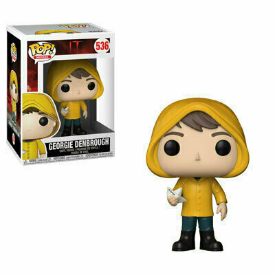 Pop ! Movies 536 - IT - Georgie Denbrough