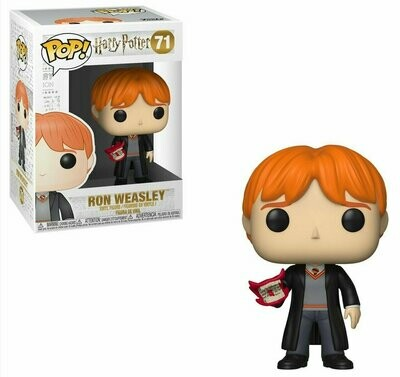 Pop ! 71 - Harry Potter - Ron Weasley