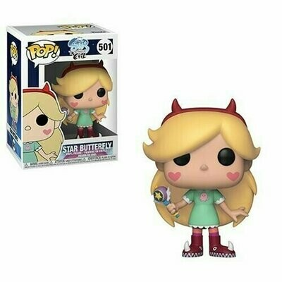 Pop ! Disney 501 - Star vs The Forces of Evil - Star Butterfly