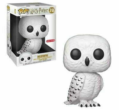 Pop ! 70 - Harry Potter - Hedwig (10'' Exclusive)