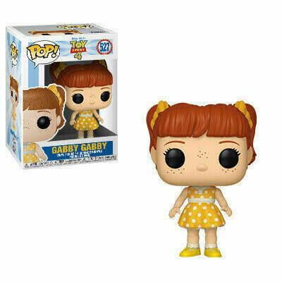 PRÉCOMMANDE 2019-05 Pop ! Disney 527 - Toy Story 4 - Gabby Gabby