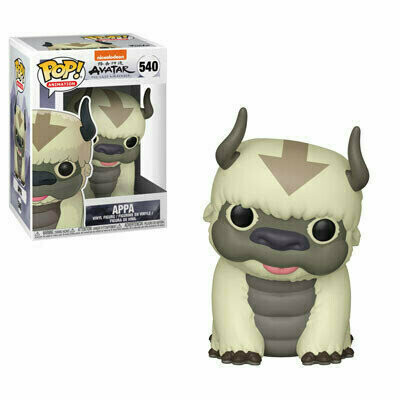 Pop ! Animation 540 - Avatar The Last Airbender - Appa