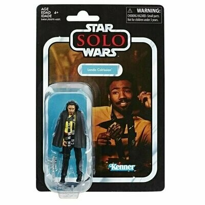Star Wars - Vintage Collection W6 - VC139 Lando Calrissian (Solo)