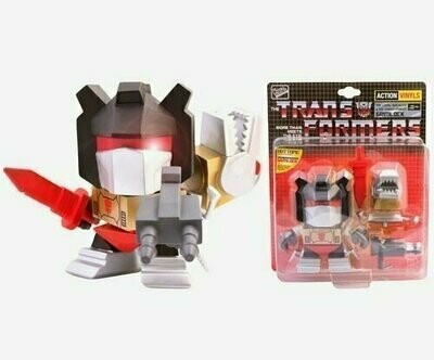 Transformers - 5.5'' Grimlock with Dino Head - Action Vinyls Collectible Figure