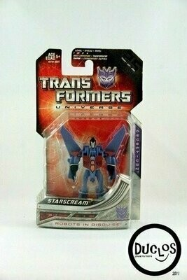 Transformers - Universe - Legends Class - Starscream (CND) (25th Anniversary)