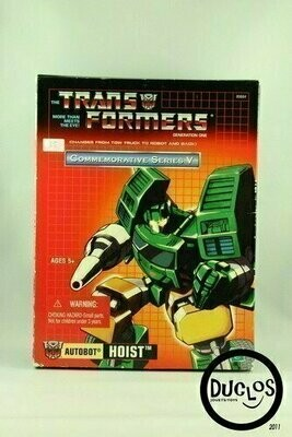 Transformers - Generation One - Commemorative Series V - Hoist