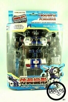 Transformers - Reality Transform Car - Wheeljack