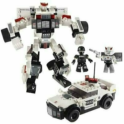 KRE-O - Transformers - Prowl