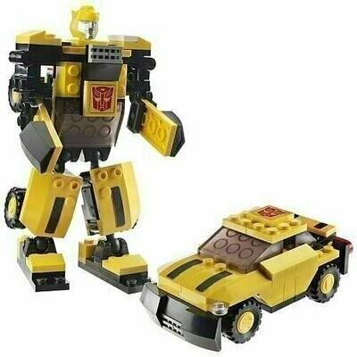 KRE-O - Transformers - Bumblebee Basic