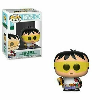 Pop ! South Park 20 - Toolshed