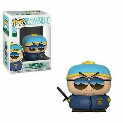 Pop ! South Park 17 - Cartman