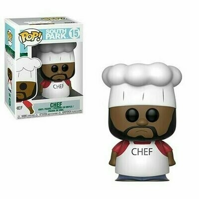 Pop ! South Park 15 - Chef