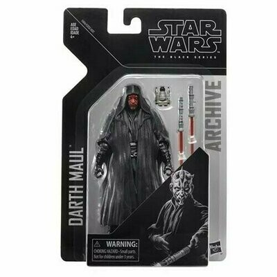 Star Wars - The Black Series 6'' Archives - Darth Maul
