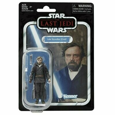 Star Wars - Vintage Collection W7 - Luke Skywalker (Crait)