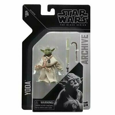 Star Wars - The Black Series 6'' Archives - Yoda