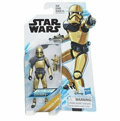 Star Wars - Resistance 3.75 - Commander Pyre