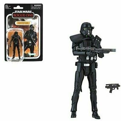Star Wars - Vintage Collection W2 - VC127 Imperial Death Trooper (Rogue One)