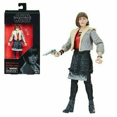 Star Wars - The Black Series 6'' W17 #66 - Qi'ra