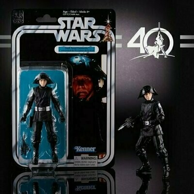 Star Wars - 40th Anniversary 6-Inch Figure - Episode 4 Death Squad Commander