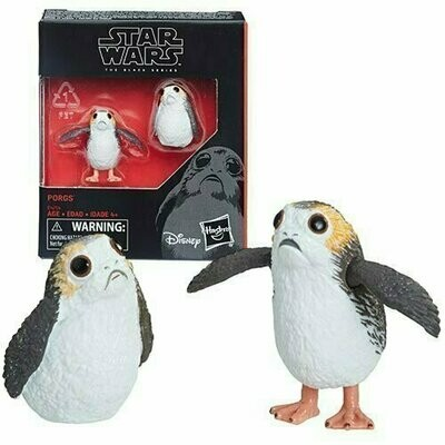 Star Wars - The Black Series 6'' RED # - Porgs (2-Pack)