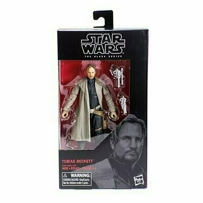 Star Wars - The Black Series 6'' W18 #68 - Tobias Beckett