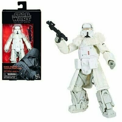 Star Wars - The Black Series 6'' W16 #64 - Range Trooper