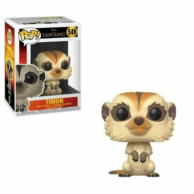 Pop ! Disney 549 - The Lion King - Timon