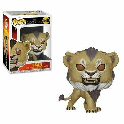 Pop ! Disney 548 - The Lion King - Scar