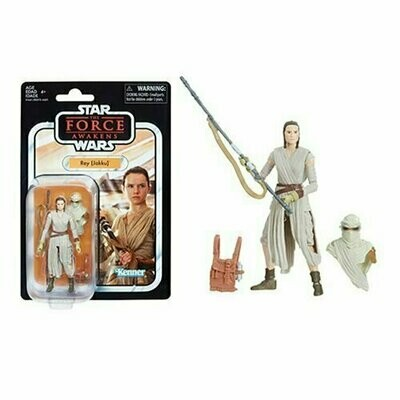Star Wars - Vintage Collection W1 - VC116 Rey (Jakku)