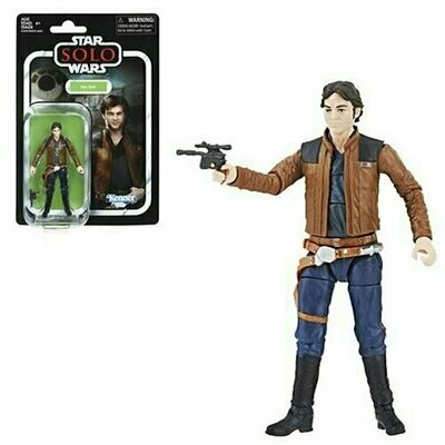 Star Wars - Vintage Collection W2 - VC124 Han Solo (Solo)