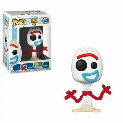 PREORDER 2019 Pop ! Disney 528 - Toy Story 4 - Forky