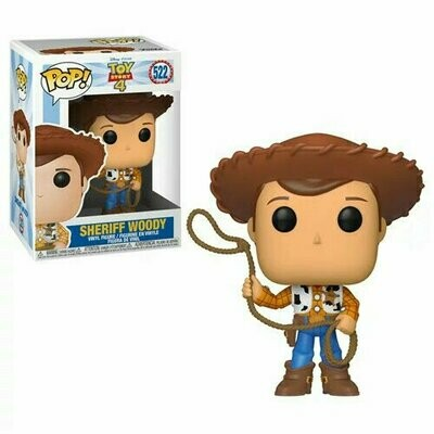 Pop ! Disney 522 - Toy Story 4 - Sheriff Woody