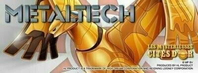 HL Pro - Metaltech 07 - Die Cast Gold Condor ( Les Mystérieuses Cités d'Or - Le Grand Condor)