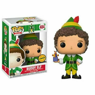 Pop ! Movies 484 - Elf - Buddy Elf (Chase)