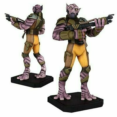 Star Wars - Gentle Giant - Maquette - Rebels - Zeb