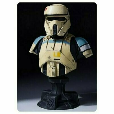 Star Wars - Gentle Giant - Scarif Shoretrooper Classic Mini-Bust