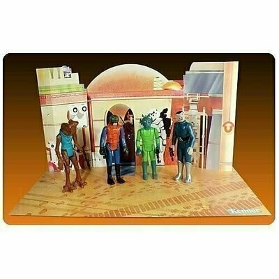 Star Wars - Gentle Giant Jumbo - Playset Mos Eisley Cantina