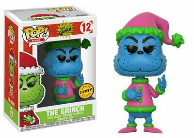 Pop ! Books 12 - The Grinch - The Grinch (Chase)