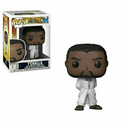 Pop ! Marvel 352 - Black Panther - T'Challa