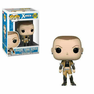 Pop ! Marvel 317 - X-Men - Negasonic Teenage Warhead