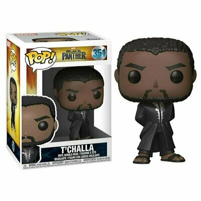 Pop ! Marvel 351 - Black Panther - T'Challa