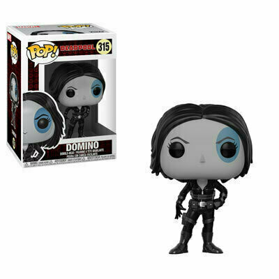 Pop ! Marvel 315 - Deadpool - Domino