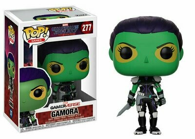 Pop ! Games 277 - Guardians of the Galaxy : Tell Tales - Gamora